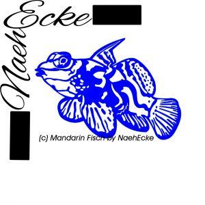 Aufkleber Fische / andere Meerestiere
