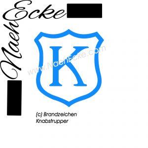 Brandzeichen K