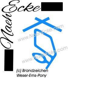 Brandzeichen W