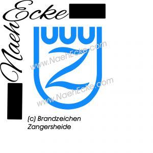 Brandzeichen Z