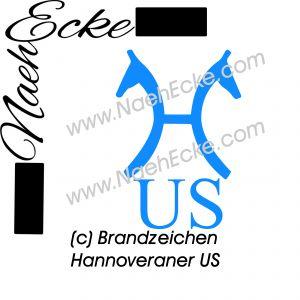 Brandzeichen  USA