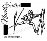 Sticker rockclimbing 3