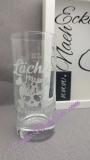 Schoppeglas mit individueller Glasgravur 0.5l