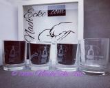 Whiskeyglas mit individueller Glasgravur